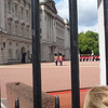 The Queen's Guard and Queen's Life Guard are the names given to contingents of infantry and cavalry soldiers charged with guarding the official royal residences in London. The British Army had regiments of both Horse Guards and Foot Guards predating the English Restoration (1660), and since the reign of King Charles II these have been responsible for guarding the Sovereign's palaces.
