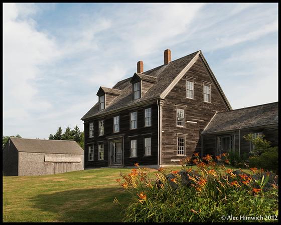 Olson House<br /> <br /> Cushing, Maine