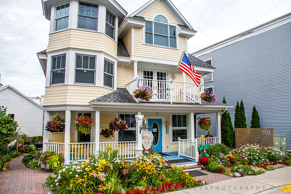 Cottage Inn (not the pizza place) on Mackinaw Island