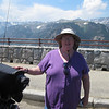 At the top of the switchbacks on the Beartooth Highway.  See video.