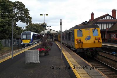 NIR RHTT Trains 2012 (Sandite/VMT)