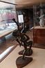Dancing Indian Sculpture, Heard Museum