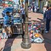 Street Artist, San Francisco
