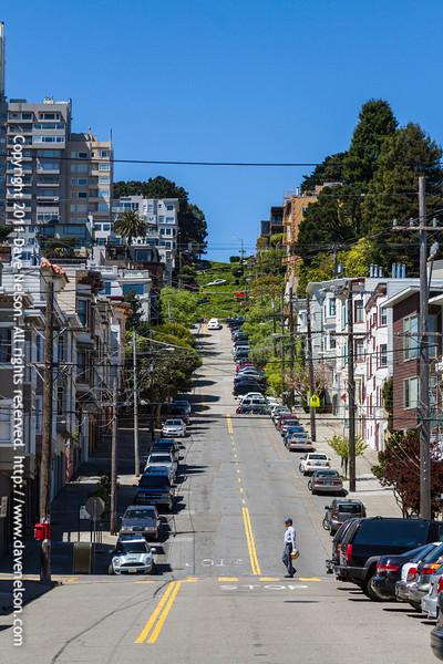 Streer View in San Francisco