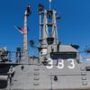 USS submarine Pampanito (SS-383/AGSS-383), San Francisco