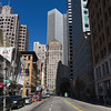 Street view in San Francisco