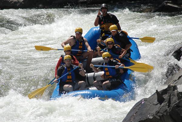 2012 2012 06 10-12 White Water Rafting South Fork American - Wine Tasting Trip