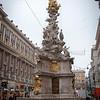 Plague Column on the Graben