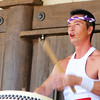 Japanese drummers at the Epcot world showcase