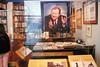 Tim Russert's office.
