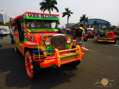 Jeepney Art Festival