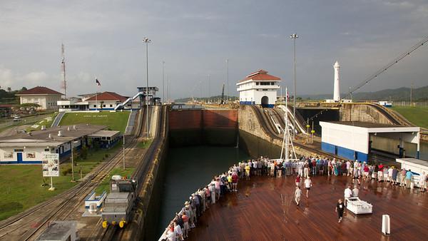 Gatun Locks, Panama Canal