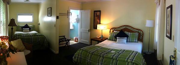 Hotel Room in Ashland, OR