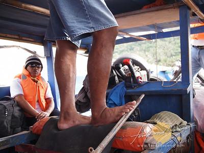 Boat to Sabtang
