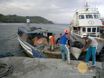 Basco Port, Batan Island