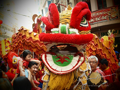 Binondo Chinese New Year 2012