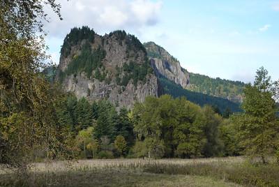Beacon Rock State Park Columbia Gorge, WA