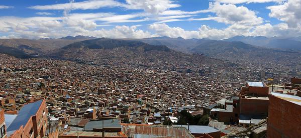 La Paz, Bolivia