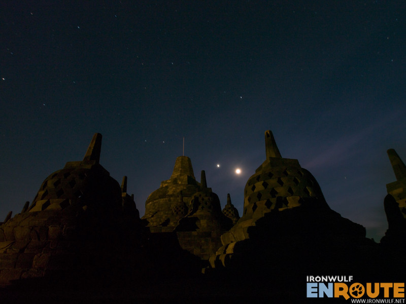 Stupas and the stars