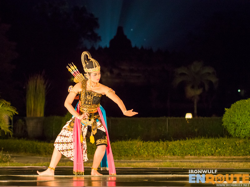 Ramayana Ballet Performance at Manohara Hotel