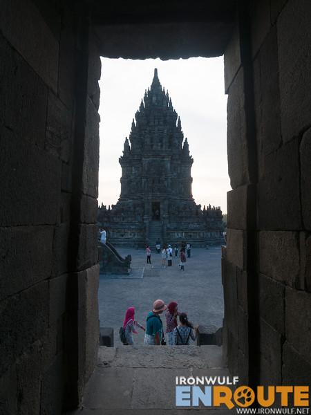 Doorway framing