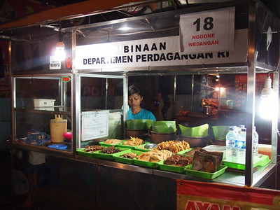 Culinary Night Market, Solo