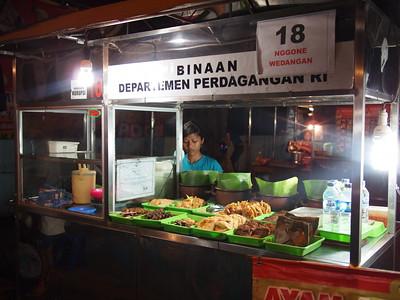 Culinary Night Market, Solo