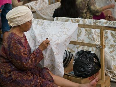 House of Danar Hadi Batik Workshop