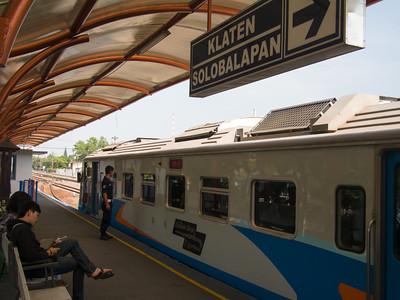 Moguwo Station, Yogyakarta