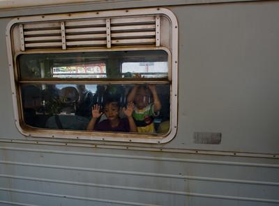 Prameks, Train, Solo