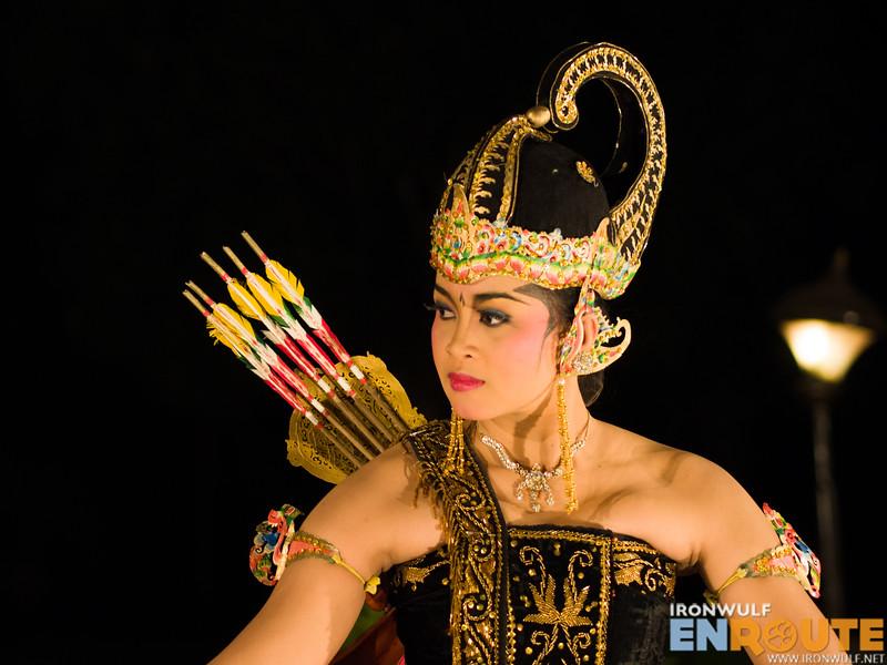 Ramayana female performer