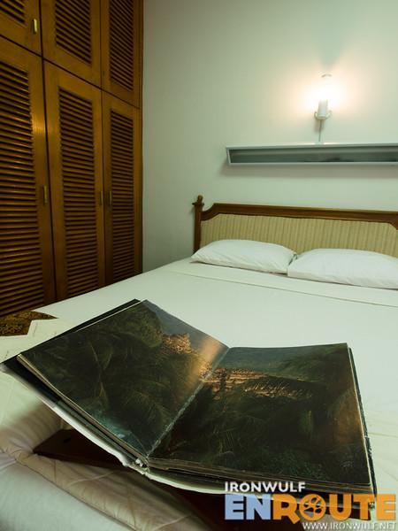 A Borobudur Coffeetable book