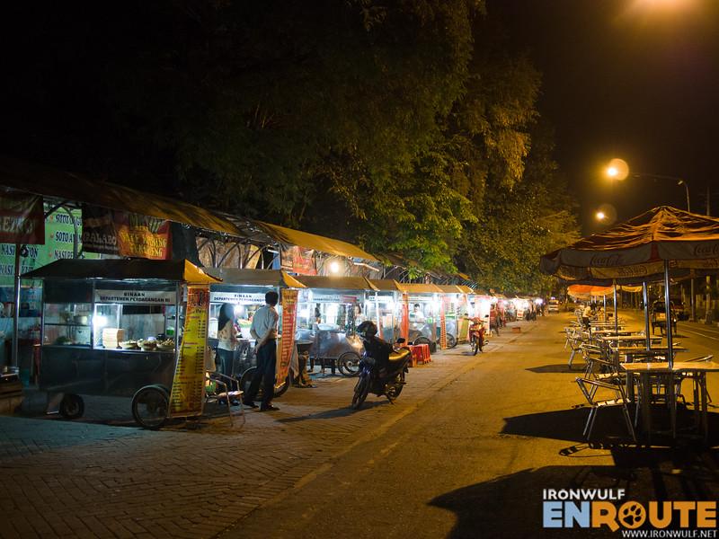 The Culinary Night Market