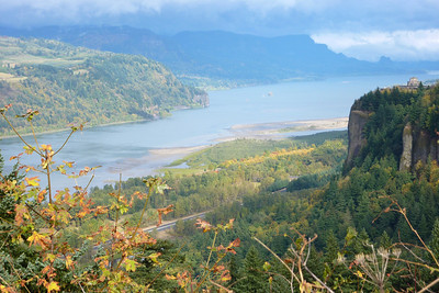 Columbia River Gorge October 2012
