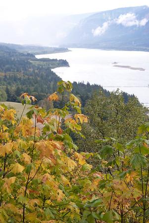 Columbia River Gorge Oregon and Washington 2012