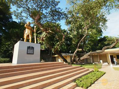 Sultan Kudarat Monument, Tantawan Park, PC HIll