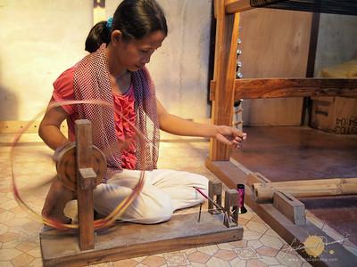 Inaul Weaving