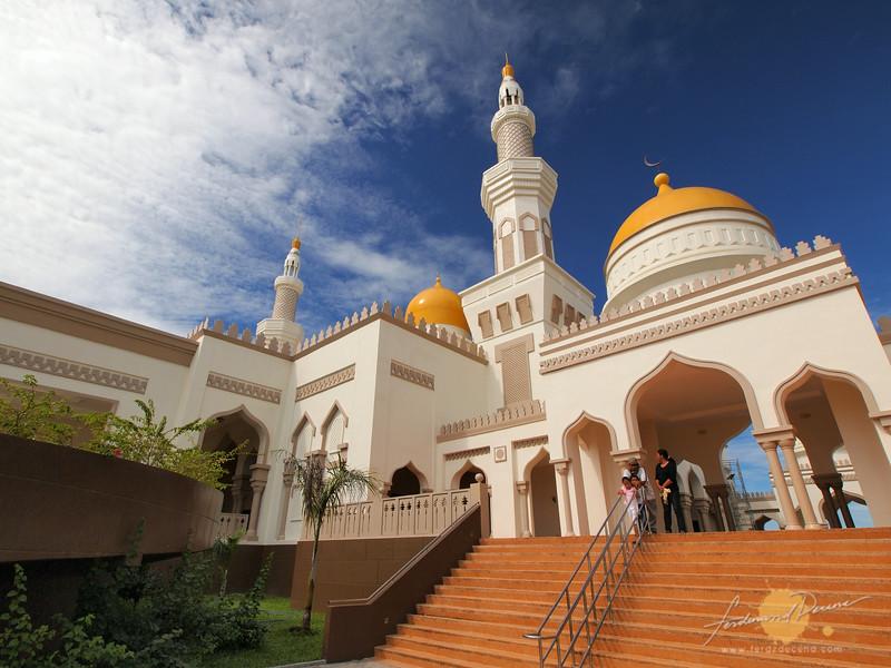 The Grand Mosque at Cotabato City