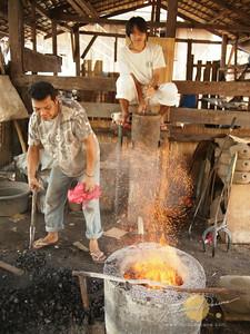 Brassware making
