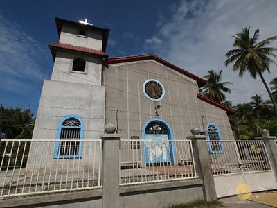 Tamontaka Church
