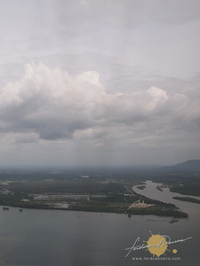 Approaching Cotabato Air View