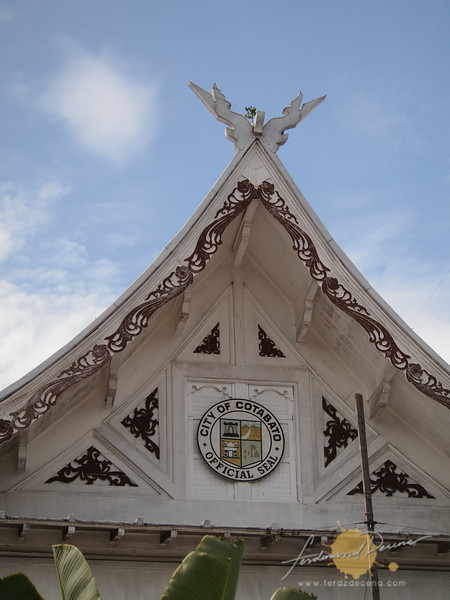 The Malay influence on the Old City Hall