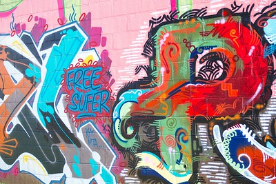 Graffiti and Murals