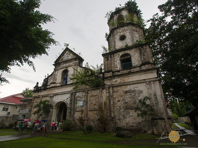 San Nicolas Church, Dauin