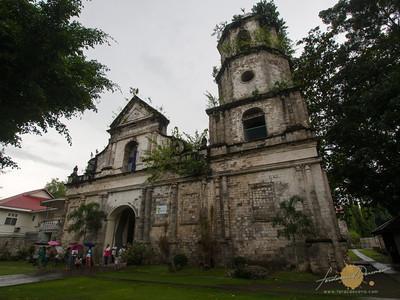 San Nicolas Church, Dauin