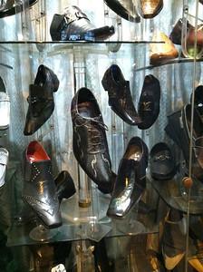 Egyptian shoes!