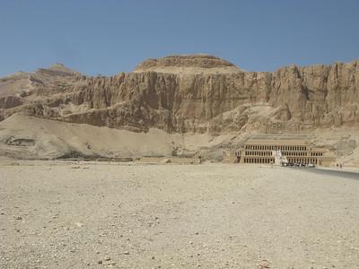 Queen Hatseptsut's Tomb