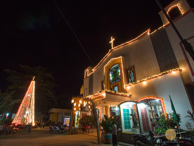 Simbang Gabi at St Francis of Assisi
