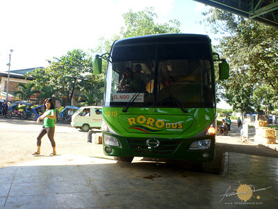 Roro Bus to EL Nido Palawan