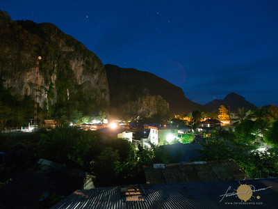El Nido Town at Dawn